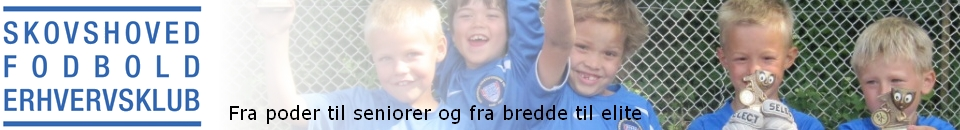 Skovshoved Fodbold Erhvervsklub